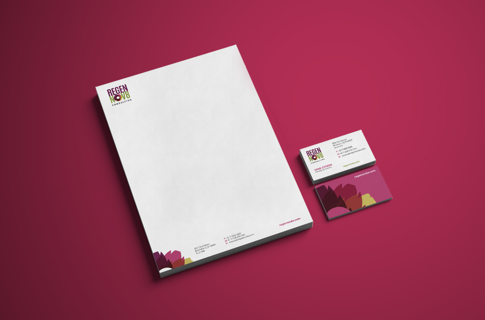 Regenovate Stationary concept