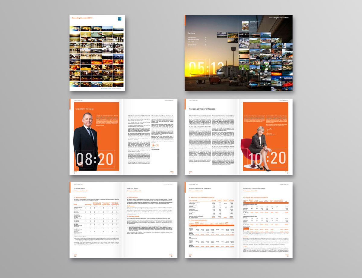 BNE 2011 Annual Report